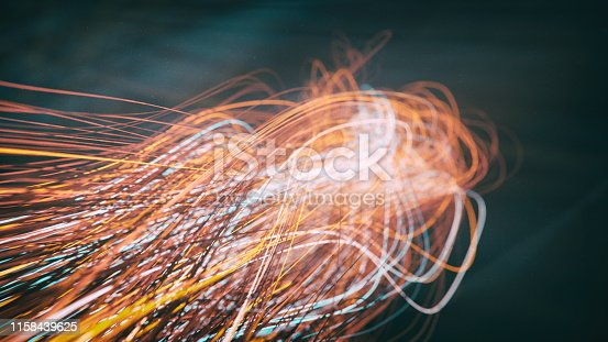 1017196524 istock photo Abstract network background 1158439625