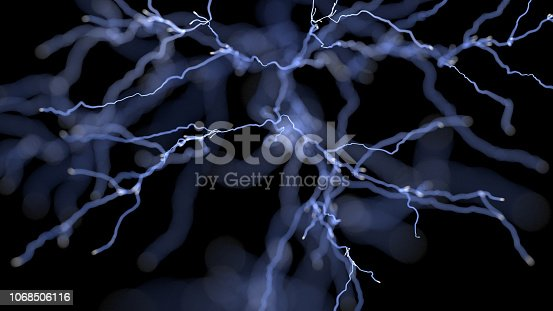 istock Abstract Network Connections 1068506116