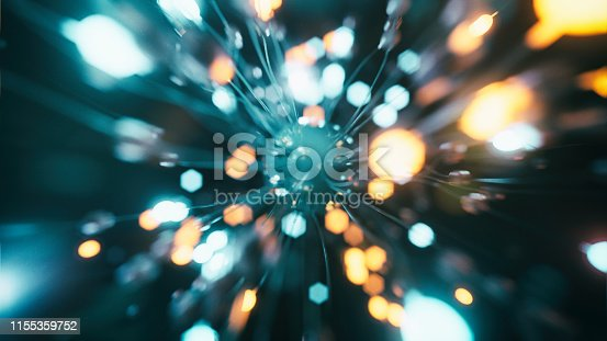 1017196524 istock photo Abstract  network molecular block chain structure 1155359752