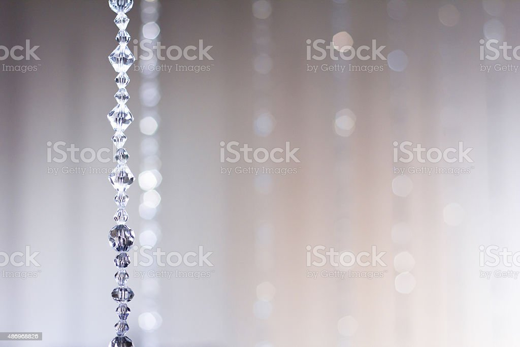 Abstract of Blind Crystal Background stock photo