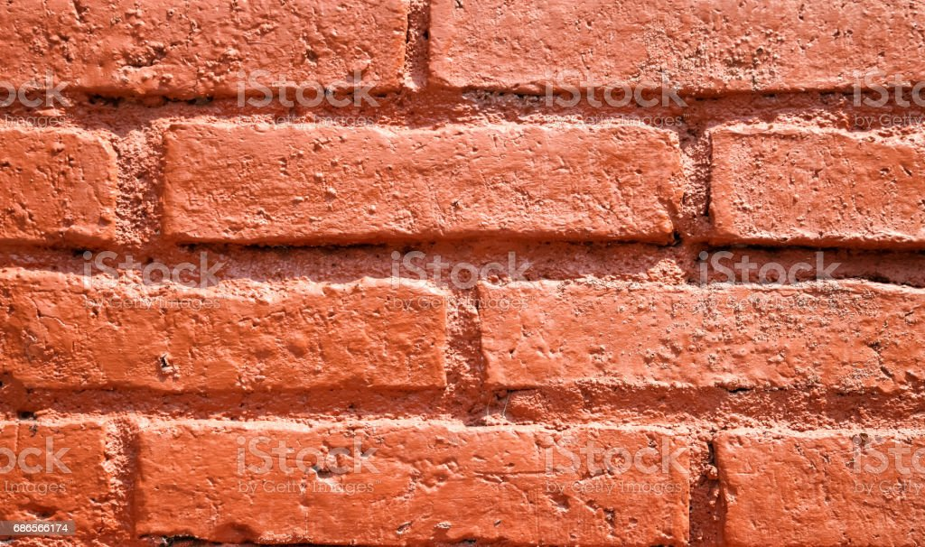 Abstract of brick wall for background. photo libre de droits