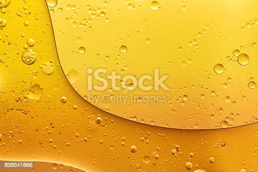 istock abstract oil bubble texture, pattern, background 838541866