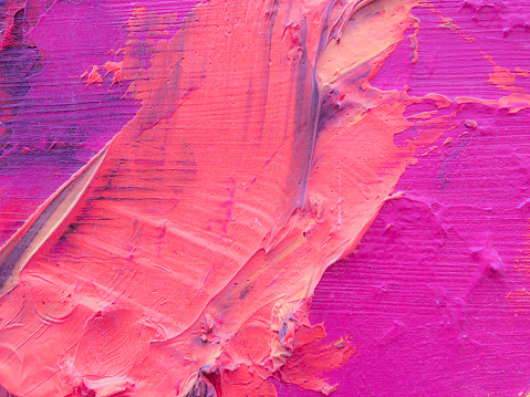 523169768 istock photo Abstract oil paint texture on canvas, background 1146563079