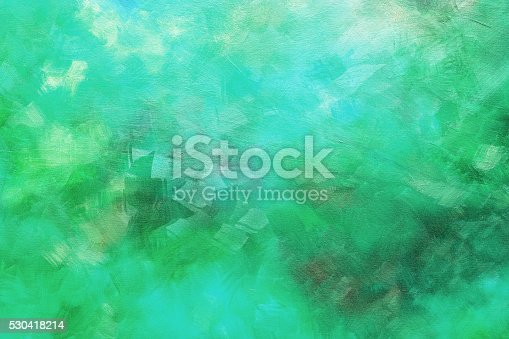 istock abstract oil paint texture on canvas, background 530418214