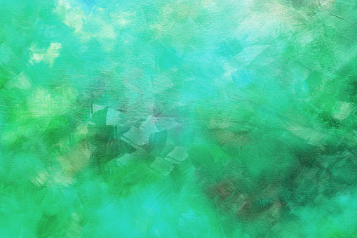 523169768 istock photo abstract oil paint texture on canvas, background 530418214