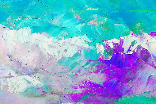 523169768 istock photo abstract oil paint texture on canvas, background 639486876