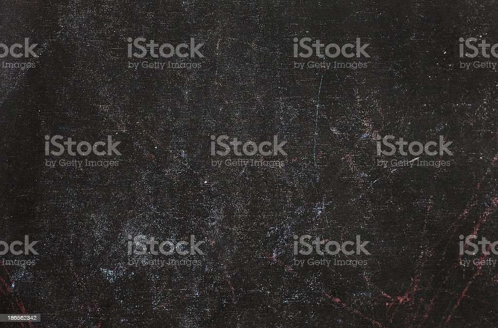 Abstract Old Black Surface Texture royalty-free stock photo