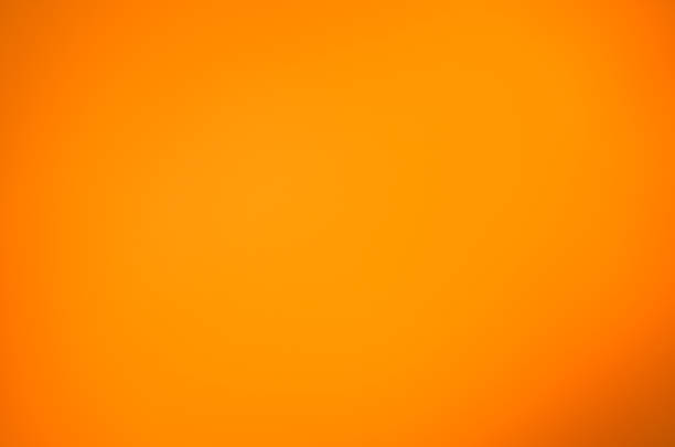 abstract orange background - solid stock photos and pictures