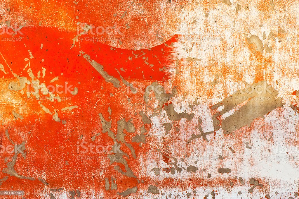 Abstract Orange Background Texture stock photo