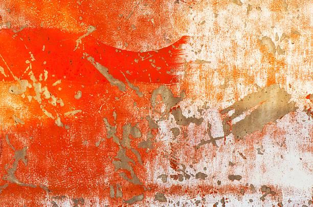 Abstract Orange Background Texture stock photo