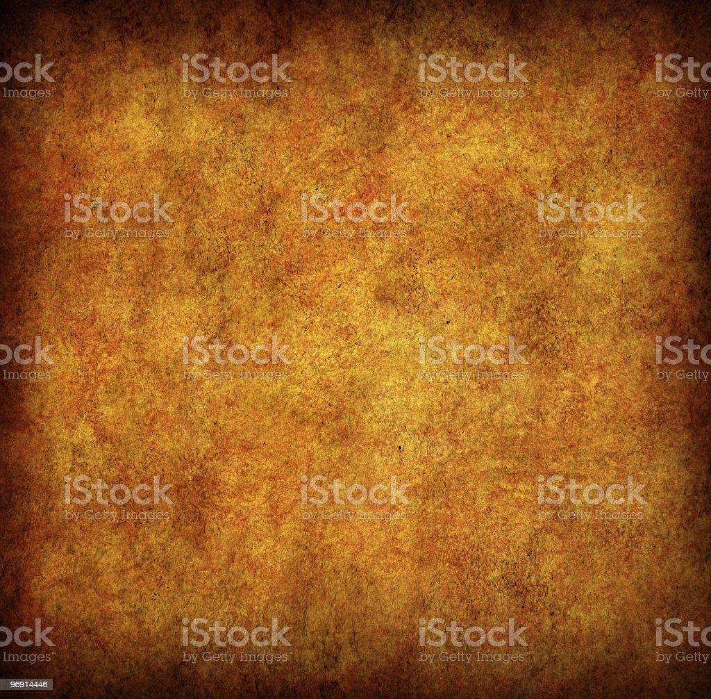 abstract orange grunge background royalty-free stock photo