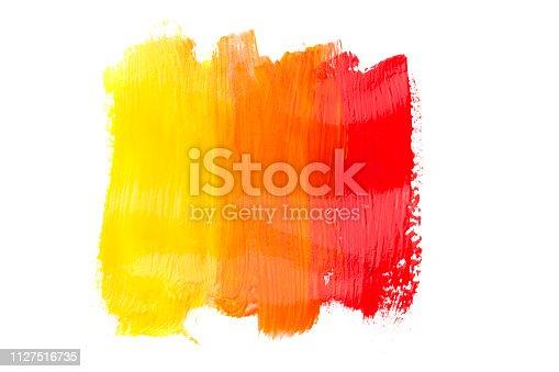 934904028istockphoto Abstract paint 1127516735