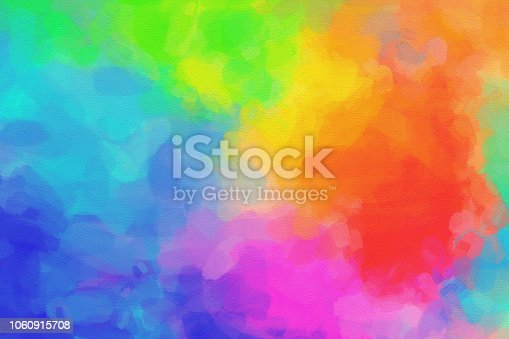 istock Abstract Painted Art Background 1060915708