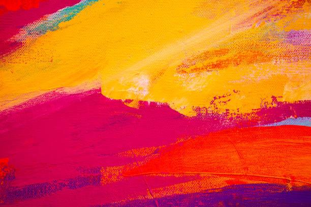 Abstrakte Kunst Hintergrund gemalt – Foto