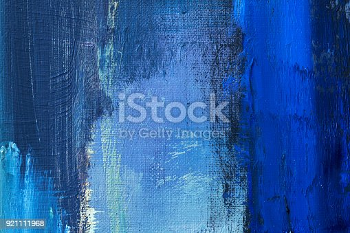 istock Abstract painted art backgrounds. 921111968