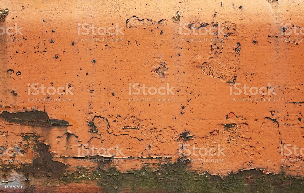 Abstract painted  art rusty  surface. royalty-free stock photo