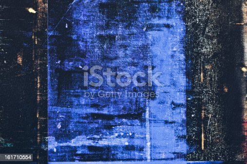 171137832istockphoto Abstract painted   black and blue  art backgrounds. 161710554
