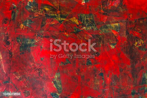 887755698istockphoto Abstract painted colored art background, pastel and watercolor 1049019894