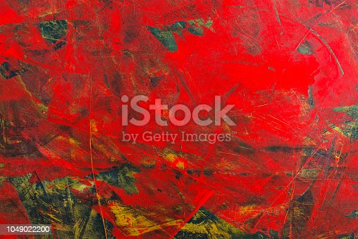 887755698istockphoto Abstract painted colored art background, pastel and watercolor 1049022200