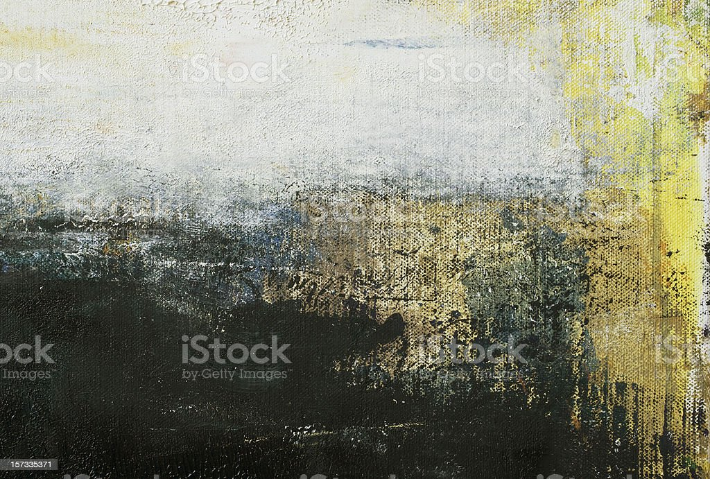 Abstract painted grayed out art backgrounds. stock photo