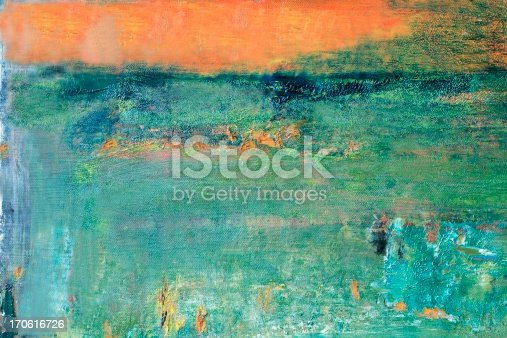 171137832istockphoto Abstract painted green art backgrounds. 170616726