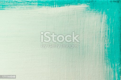 910798810 istock photo Abstract painted green art backgrounds. 171144548