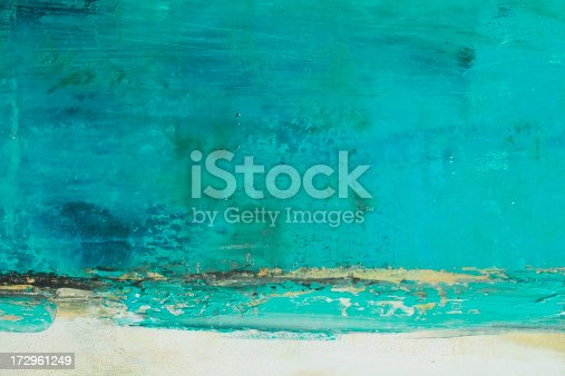 istock Abstract painted green art backgrounds. 172961249