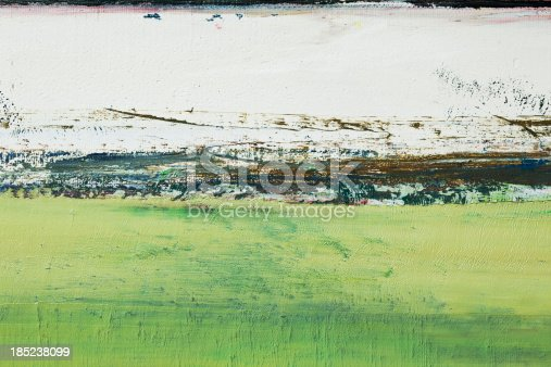 istock Abstract painted green art backgrounds. 185238099