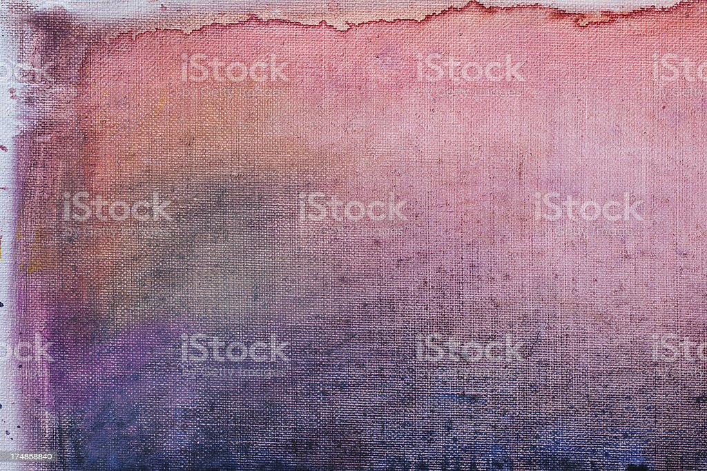 Abstract painted ocher and red art backgrounds. royalty-free stock photo