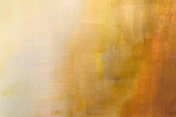abstract orange hintergrund gemalt - sammelalbum wandkunst stock-fotos und bilder