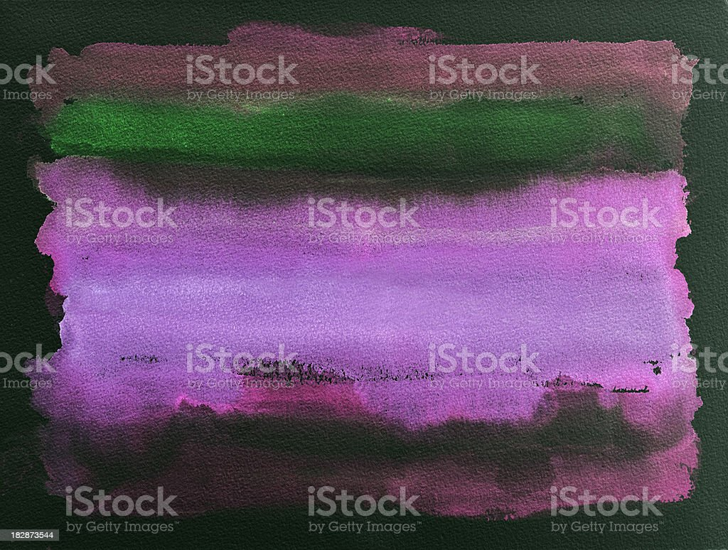 Abstract painted purple art backgrounds. stock photo