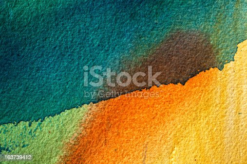 171137832istockphoto Abstract painted red and green art backgrounds. 163739412