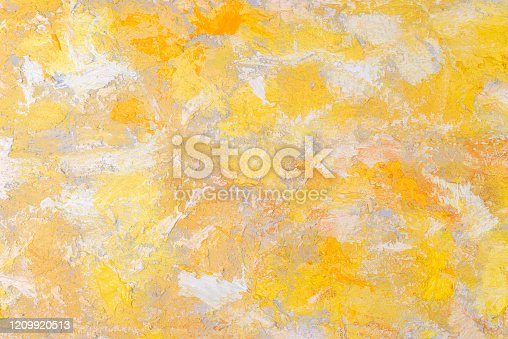 Abstract, Painted Image, Paint, yellow, Backgrounds  This abstract background was hand painted in studio by myself.