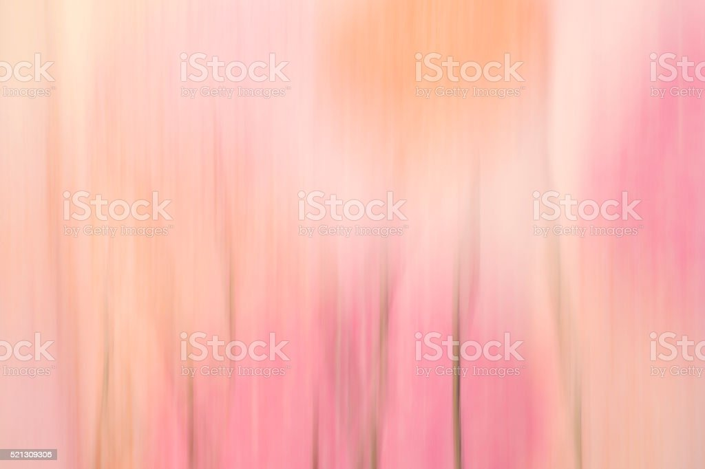 Abstract painterly effect in pink stock photo