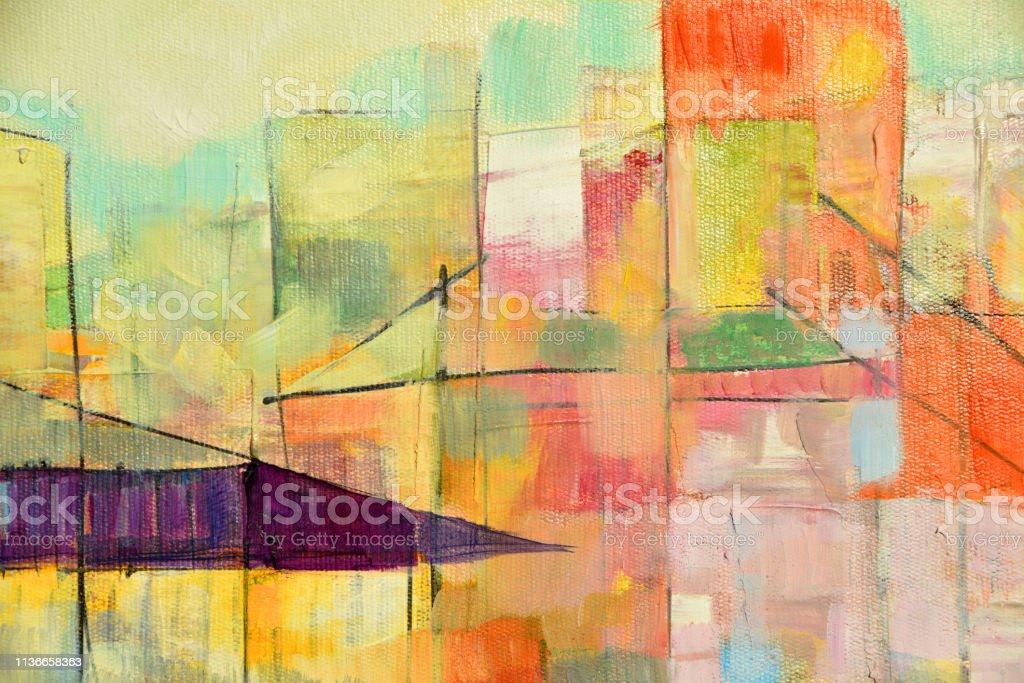 背景としての抽象絵画 - はけ筋のストックフォトや画像を多数ご用意 ...