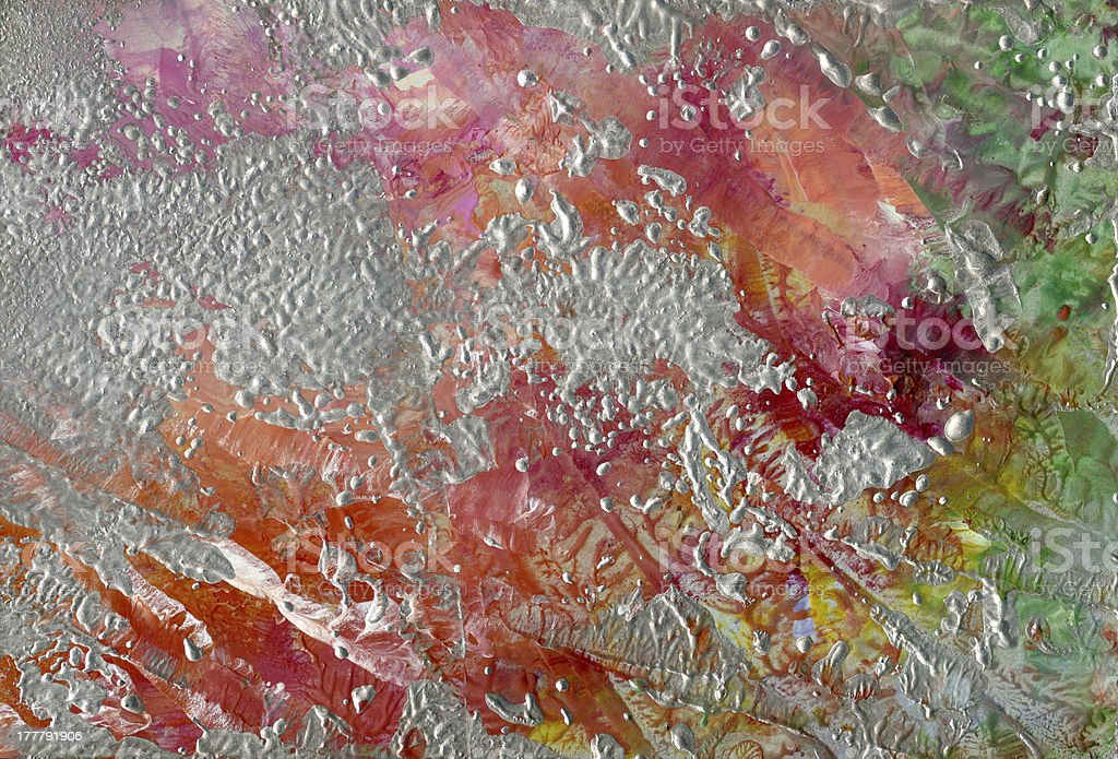Abstract painting background stock photo
