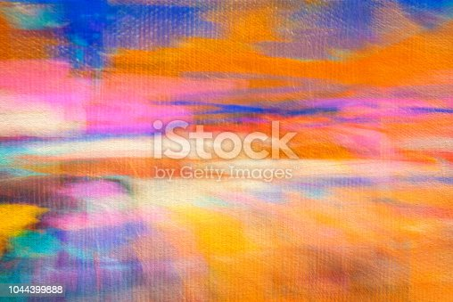 887755698istockphoto Abstract Painting Colored Art Background 1044399888