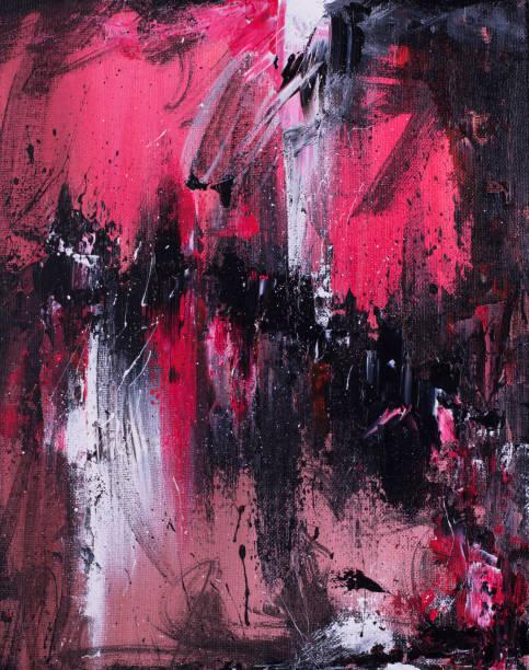 Abstract pintura - foto de stock
