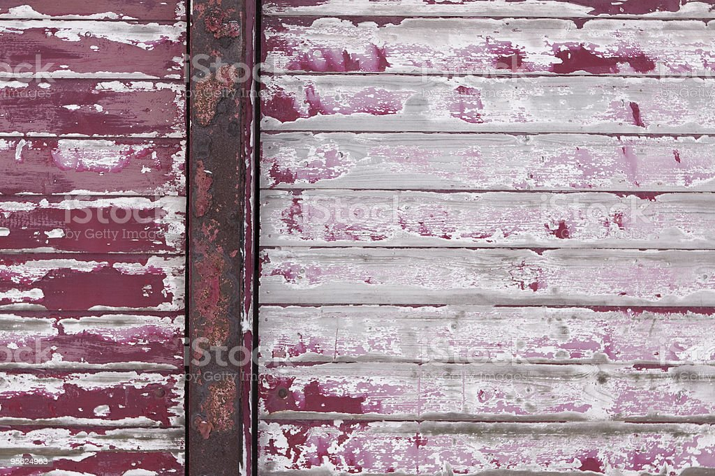 Abstract Paintwork royalty-free stock photo