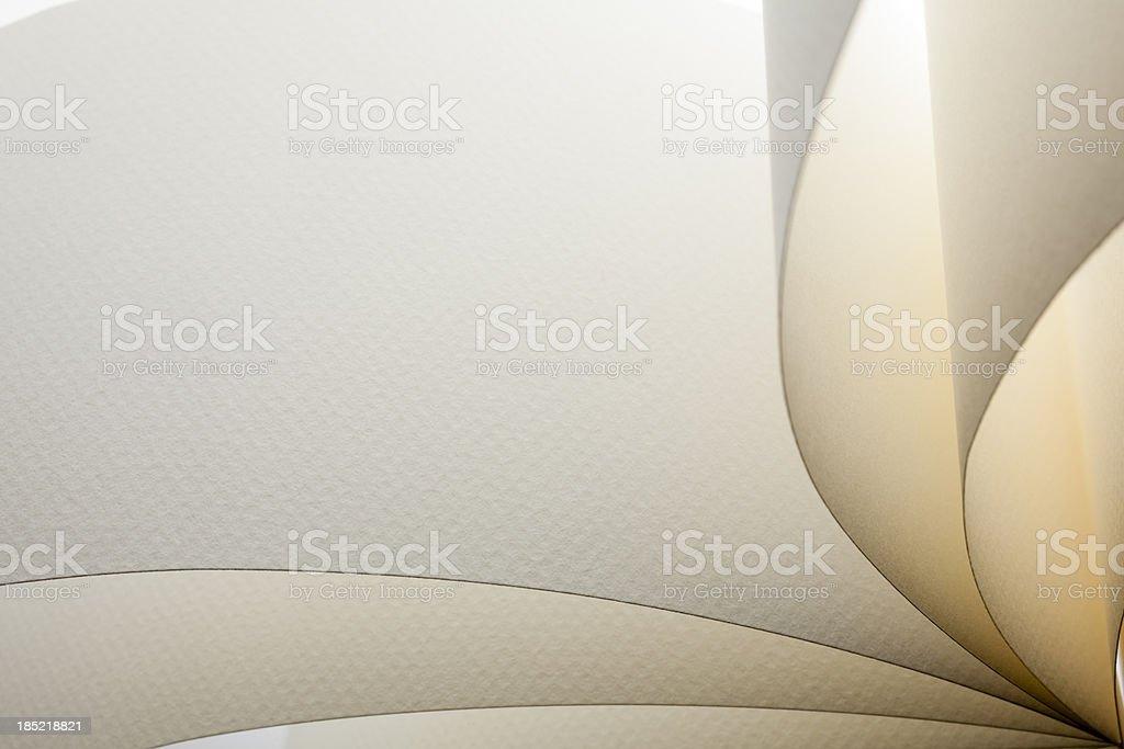 Abstrait fond papier - Photo