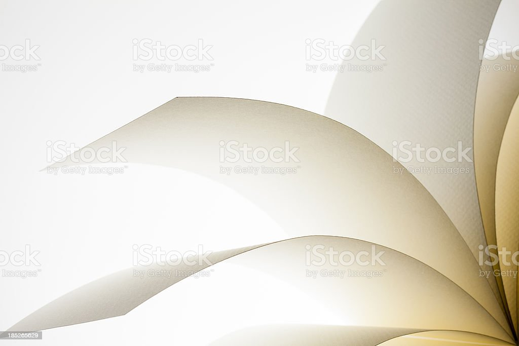 Abstract Paper Background stock photo