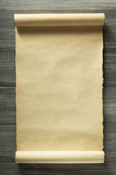 abstract paper background texture - scroll stock photos and pictures