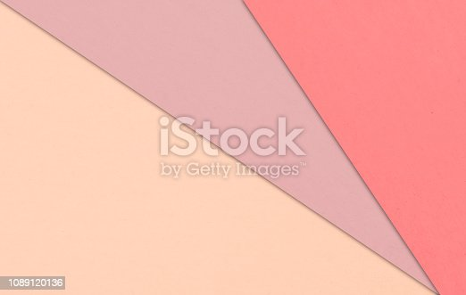 istock Abstract paper is colorful background, Creative design for pastel wallpaper 1089120136