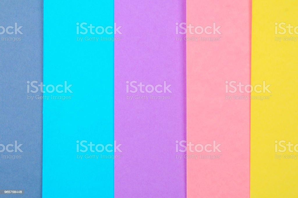 Abstract paper is colorful background, creative design for pastel wallpaper. - Royalty-free Abstract Stock Photo