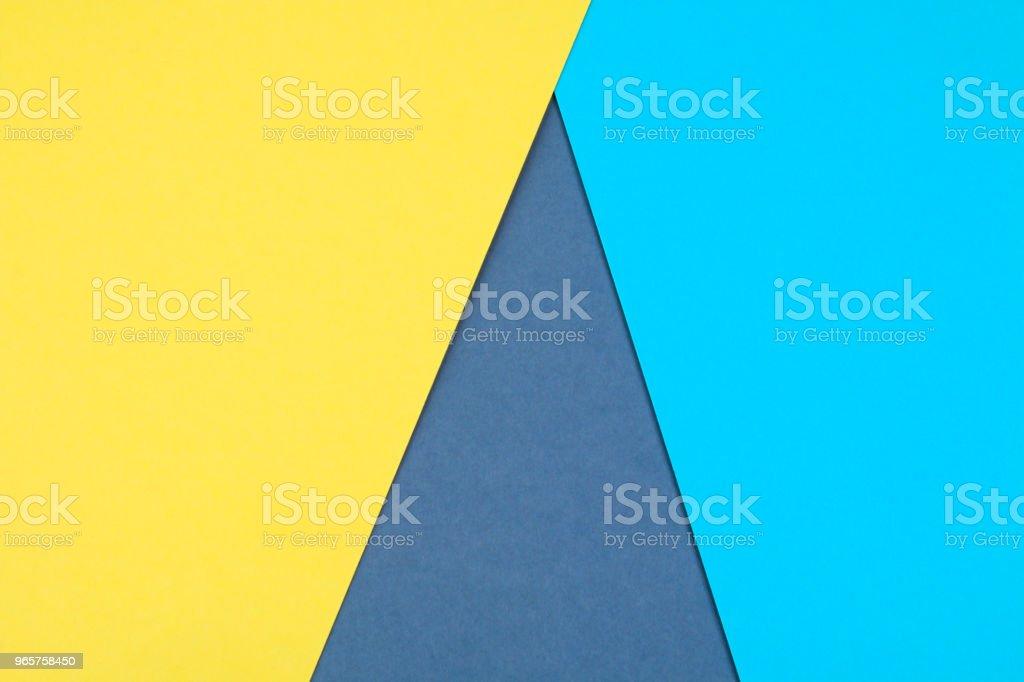 Abstracte papier is kleurrijke achtergrond, creatief ontwerp voor pastel behang. - Royalty-free Abstract Stockfoto