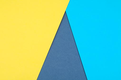 Abstracte Papier Is Kleurrijke Achtergrond Creatief Ontwerp Voor Pastel Behang Stockfoto en meer beelden van Abstract