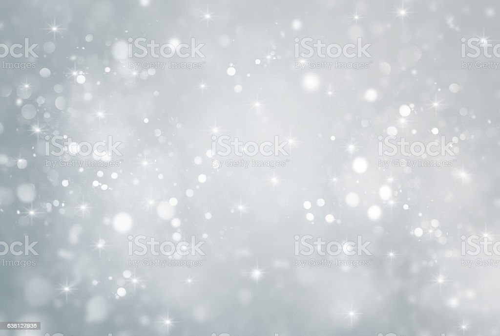 abstract particle with gray background stock photo