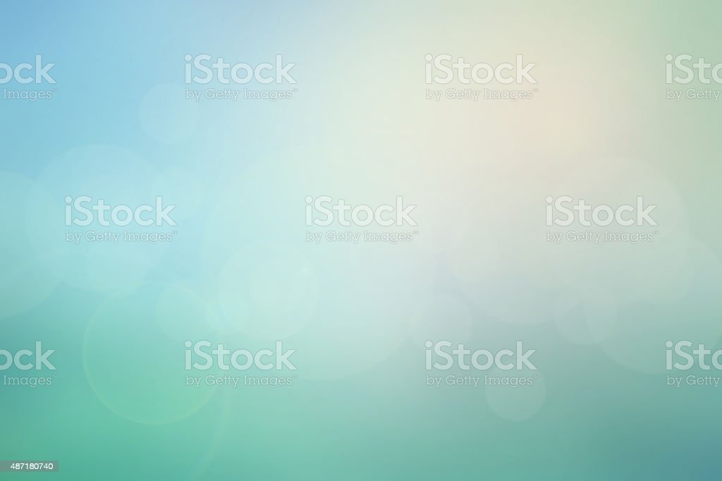 Abstract pastel sky blurred background stock photo