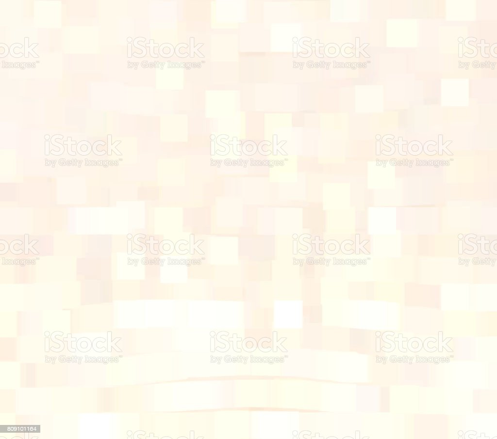 Abstract Pastel Tiles Background. Yellow and orange gradient.