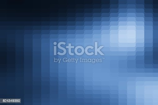 istock Abstract Pattern Background Blue 824349350